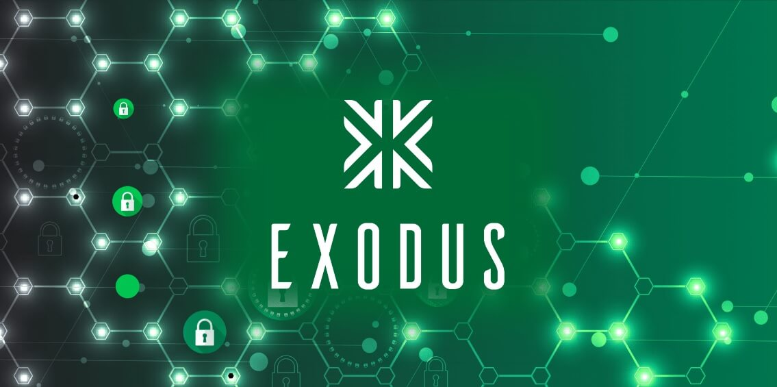رجیستر کردن توکن ایاس در والت exodus
